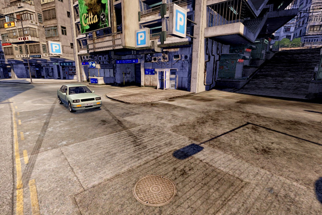 """Sleeping Dogs"" Screenshots – 3D Portfolio – 3D Artist"