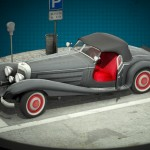Mercedes Renders - 3D Portfolio