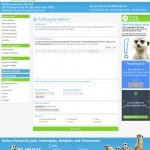 New Website for Job Listings - Webdesign Portfolio