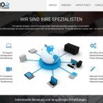New Website for IT Business - Webdesign Portfolio