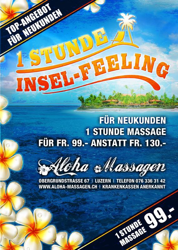 Poster for Massage - Graphic Design Portfolio