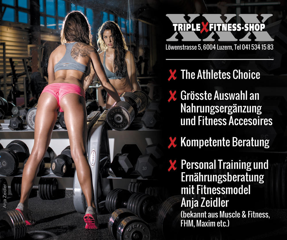 Banner Fitness - Graphic Design Portfolio
