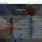 New Website for Consulting - Webdesign Portfolio
