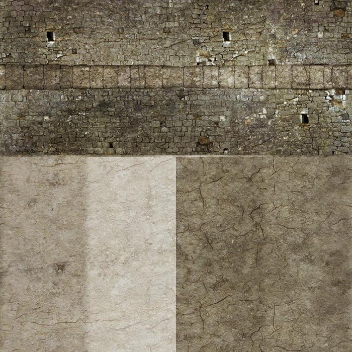 Tiling Computer Game Texture - 3D Portfolio