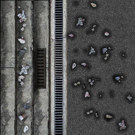 "Textures for ""Sleeping Dogs"" Screenshots - 3D Portfolio"