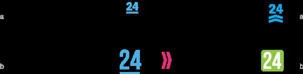 logo designer vancouver, logo development presentation