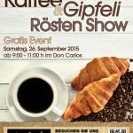 Poster for Restaurant Event - Graphic Design Portfolio