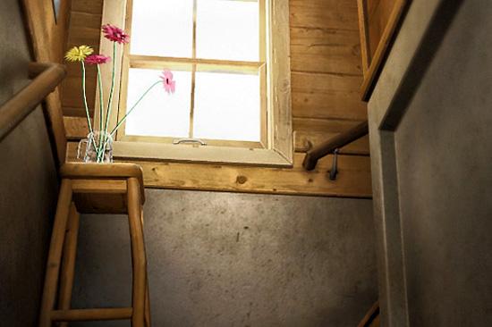 Hallway Render - 3D Portfolio