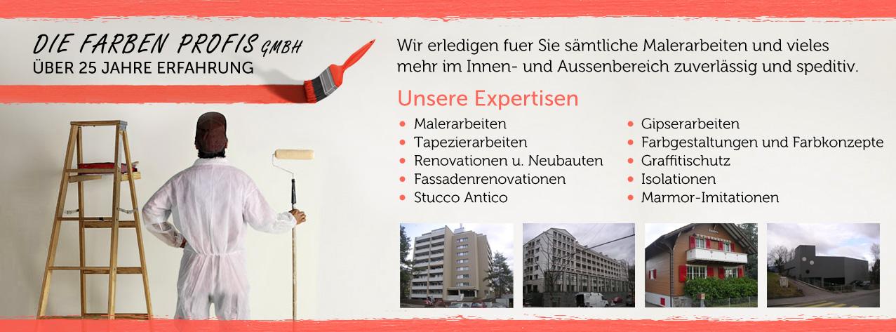 Banner for Painter - Graphic Design Portfolio