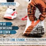 Flyer Personal Training - Graphic Design Portfolio