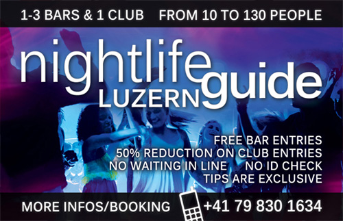 Business Cards Nightlife Guide – Graphic Design Portfolio