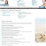 New Website for Plastic Surgery - Webdesign Portfolio