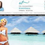 New Website for Plastic Surgery - Webdesign Portfolio
