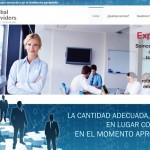 New Website for Service - Webdesign Portfolio