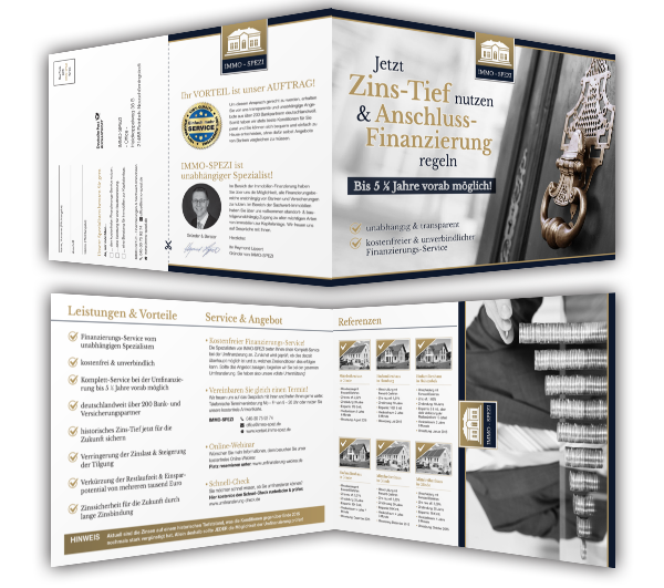 brochure designer for hire vancouver, mortgage broker brochure
