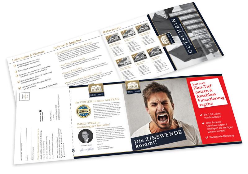 brochure desinger for hire vancouver, mortgage broker brochure