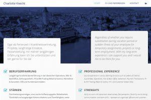 personal resume website deisgn, web designer for hire, freelance website designer vancouver, Petra Richli Web Designer