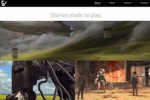 Game Developer Website